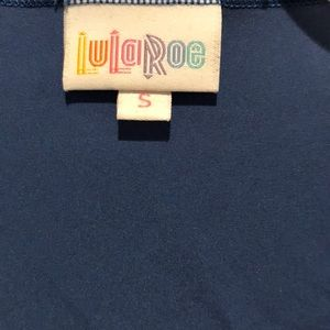 LuLaRoe Tops - Lularoe Shirley Bnwt Small blue